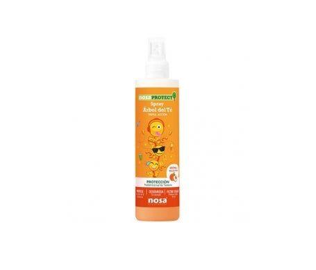 Nosa Spray Nez de Pêche au Tea Tree 250ml