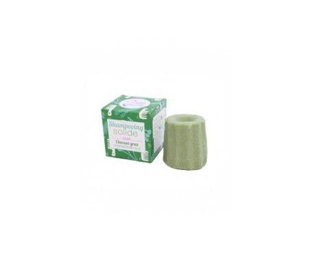 Lamazuna Shampooing Verveine Solide Shampooing Cheveux Graisse Exotique 55g