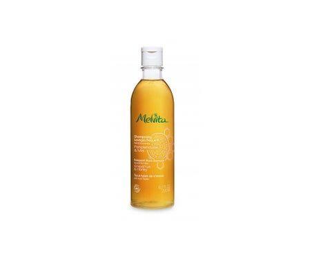 Melvita Shampooing Lavages Fréquents Bio Tous Types de Cheveux 200mL