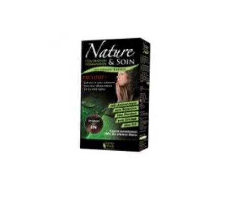 Sante Verte Santé Verte Nature & Soin Coloration Châtain Clair 5N