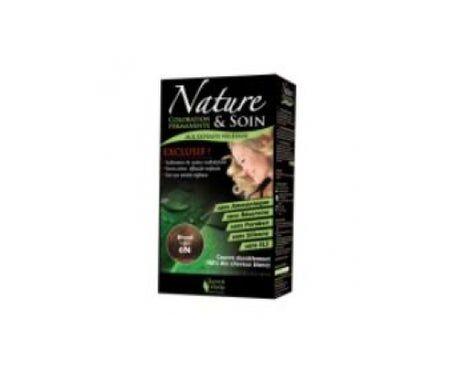 Sante Verte Santé Verte Nature & Soin Coloration Blond Foncé 6N