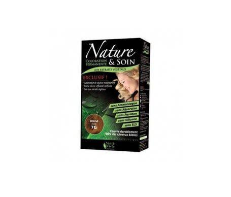 Sante Verte Santé Verte Nature & Soin Coloration Blond Doré 7g