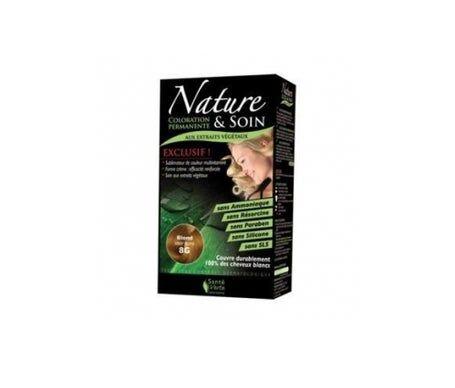 Sante Verte Santé Verte Nature & Soin Coloration Blond Clair Doré 8g