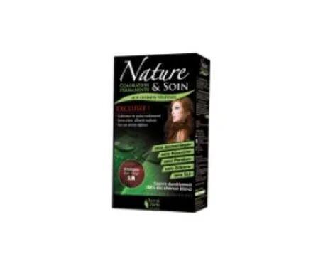 Sante Verte Santé Verte Nature & Soin Coloration Châtain Clair Rouge 5R