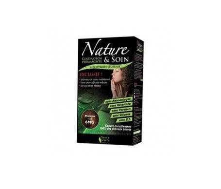 Sante Verte Santé Verte Nature & Soin Coloration Marron Miel 6mg