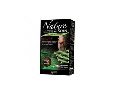 Sante Verte Santé Verte Nature & Soin Coloration Marron Miel 6mg