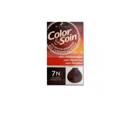 3 Chenes 3 Chênes Color & Soin® Coloration cheveux Blond Noisette 7N