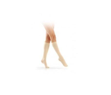Sonalto SIGVARIS BAMBOU Chaussettes Femme Contention 2 Couleur - Noir, Taille - Medium M, Hauteur - Normal