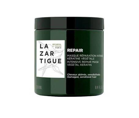 SVR Lazartigue Repair Masque Réparation Intense 250Ml