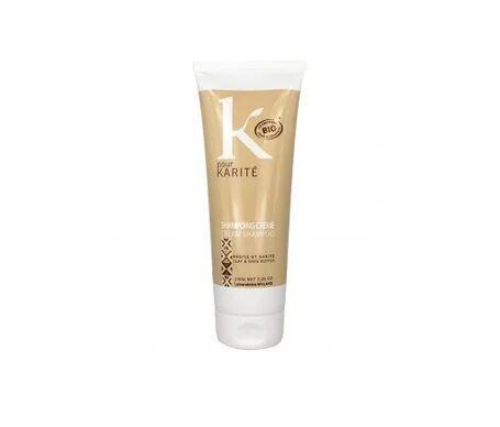 K pour Karité Shampooing Crème Argile & Karité Bio 150ml