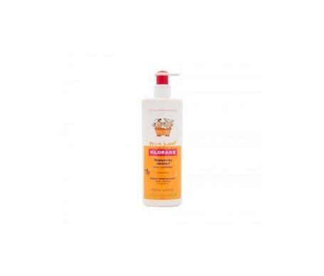 Klorane Petit Shampooing Démêlant Equilibrant Junior 500ml + Spray Démêlant 150ml