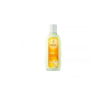 Weleda shampooing réparateur à l'avoine 190ml