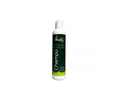 Irati Organic shampooing bio cheveux fins et délicats bio 250ml