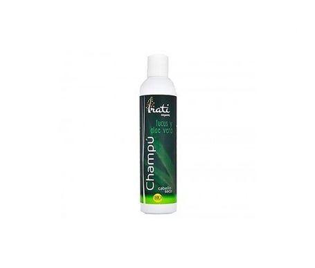 Irati Organic Irati Shampooing bio bio Shampooing bio cheveux secs et secs 250ml