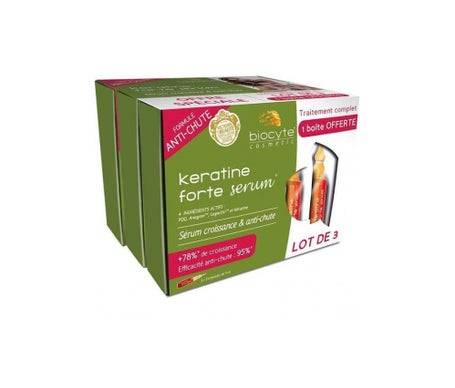 Biocyte Keratine Forte Serum Amp15
