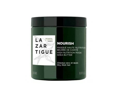 SVR Lazartigue Nourish Masque Haute Nutrition 250Ml