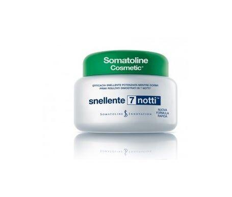 Somatoline Réducteur Cosmétique Gel Frais 7 Nuits 400ml