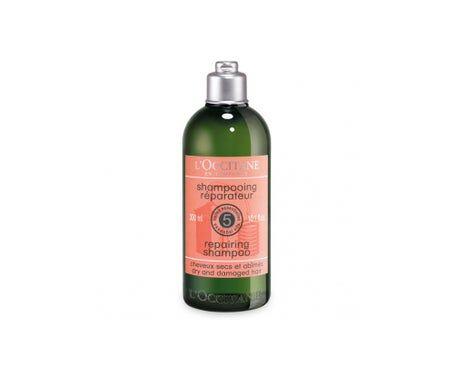 L'Occitane Aromachologie Shampoing Réparateur Cheveux Secs Et Abimés 300ml