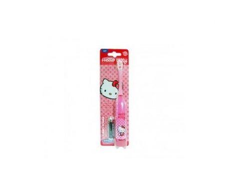 SMILEGUARD Sanrio Brosse à dents électrique Hello Kitty