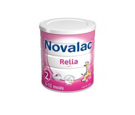 Novalac Relia 2 Lait 2Ème Âge 800g