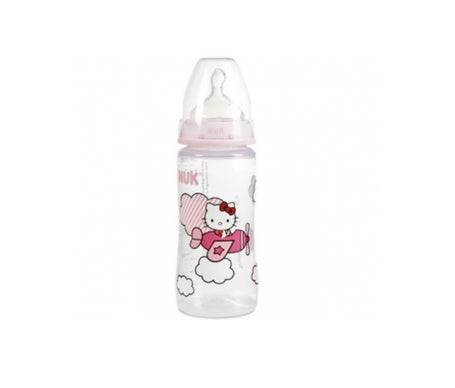 Nuk Tetra Medical Nuk Biberon Incassable Hello Kitty 300mL