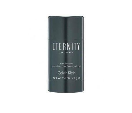 Calvin Klein Eternity Déodorant Bâton Déodorant Sans Alcool Pour Homme 75g