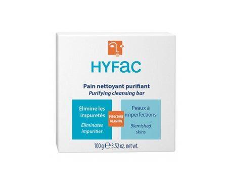 Hyfac Pain Nettoyant Dermatologique 100g