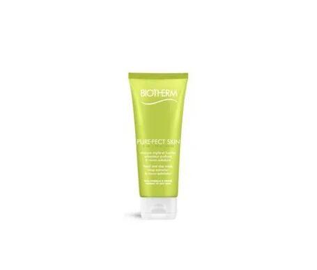 Biotherm Purefect Skin Masque Argile Et Fossiles Extracteur Profond & MicroExfoliant 75ml