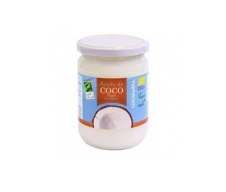 Cien por Cien Natural Huile de noix de coco 100% naturelle 500 ml
