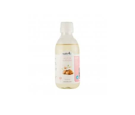 HEALTH4U H4U huile d'amande douce 250ml