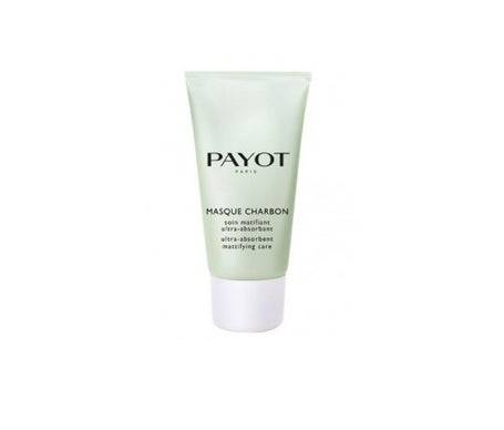 Payot Pate Grise Masque Charbon Purifiant 50mL
