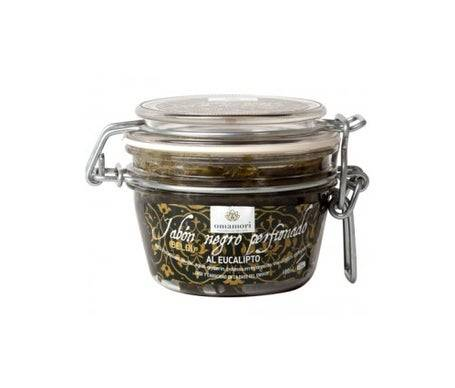 Omamori Talisman de Belleza Savon noir parfumé 180 Ml