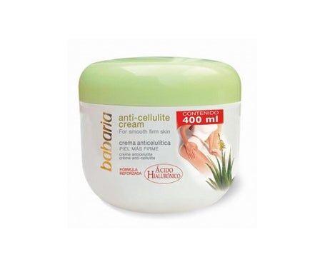 Babaria Crème Anti-cellulite à l'Aloe Aloe 400ml