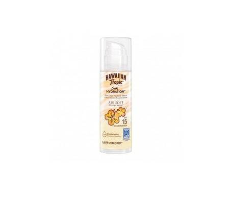Hawaiian Tropic Tropic Tropic Soie Tropic Hydratation Air Soft Ultra-light Texture Spf1