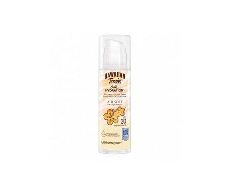 Hawaiian Tropic Tropic Tropic Soie Tropic Hydratation Air Soft Ultra-light Texture Spf3