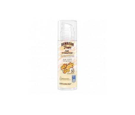 Hawaiian Tropic Tropic Tropic Soie Tropic Hydratation Air Soft Ultra-light Texture Spf5