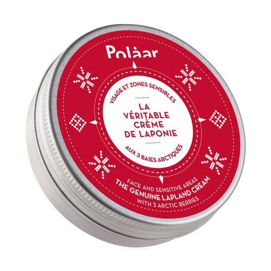 Polaar La Véritable Crème de Laponie aux 3 Baies Arctiques Visage et Zones Sensibles 50ml