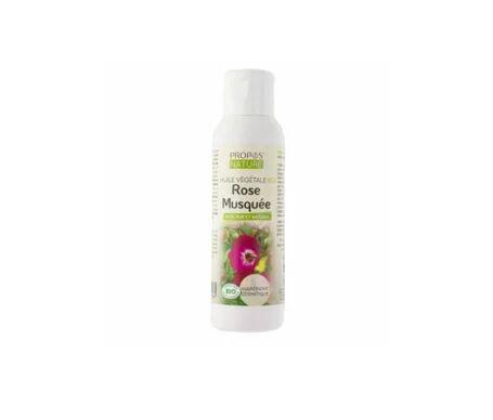Propos Nature Propos'nature Huile Végétale Rose Musquee Bio 100ml