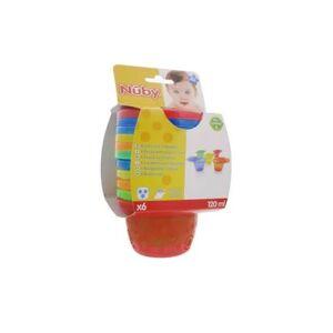 Nuby Taza Recipiente Para Alimentos Sólidos *