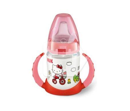 Nuk™ Biberon Hello Kitty Bec Silicone Taille 2 150 ml