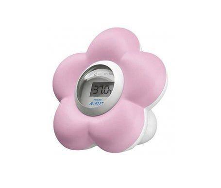 Philips Avent Thermomètre Digital Salle de Bain/Lit 1unité