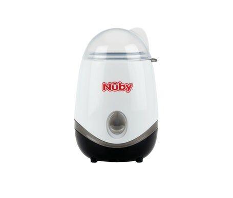 Nuby Chauffe-biberon Nuby One-Touch Natural Touch pour stérilisateur 2en1