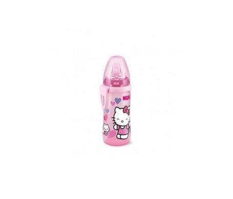 Nuk Active Cup Hello Kitty (+12 mois) Silicone 300 ml