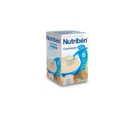 NUTRIBEN Fr.delaval.ch Croissance de cailloux avec du lait adapté 600g