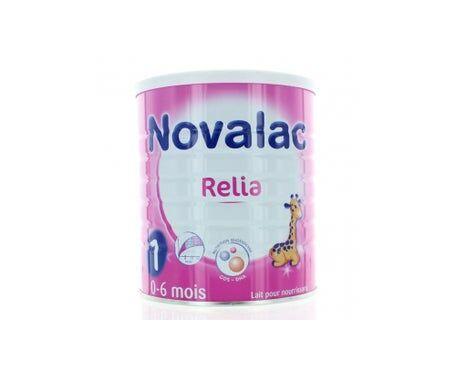 Menarini Novalac Relia 1 Lait 1Er Âge 800g