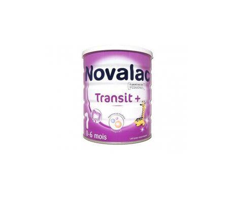 Menarini Novalac Transit + Lait infantile 1er âge 800G