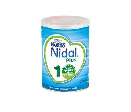 Nidal Nestlé Nidal Plus 1er Age 800g