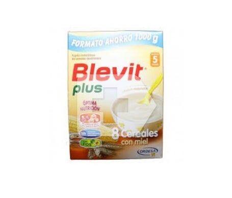 Blevit™ Plus 8 Céréales au miel 1000gr