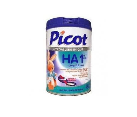 Picot Hypoallerg'nique HA 1er Age 900g
