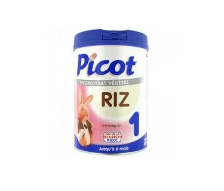 Picot Riz 1er Age 800g